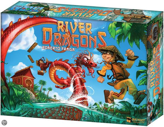 River Dragons - Bordspel