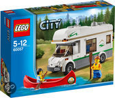 LEGO City Great Vehicles Camper - 60057