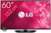 LG 60PH6708 - 3D Plasma tv - 60 inch - Full HD - Smart tv
