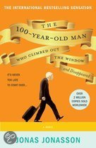 The Hundred-Year-Old Man Who Climbed Out of the Window and Disap
