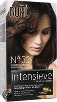 Guhl  Intensieve - No. 52 Lichtgoudbruin Chestnut -  Crème-kleuring