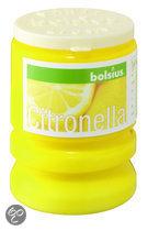 Bolsius Partylight Geel Citronella