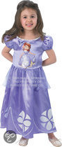 Prinses Sofia Jurk - Carnavalskleding - Maat S - 3-4 jaar
