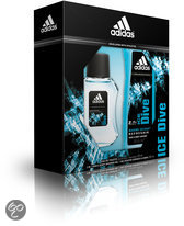 Adidas Ice dive for Men - 2 delig - Geschenkset