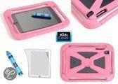 KidsCover iGripper Mini Beschermhoes - Geschikt voor Apple iPad Mini - Roze