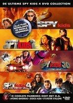 Spy Kids 1-4