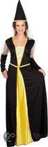 Luxe Isolde - Kostuum - Maat M - Zwart