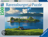 Ravensburger Puzzel - Eiland in Hordaland, Noorwegen