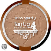 Miss Sporty Tan Up Your world Bronzer - 010 - Bronzingpoeder & Blush