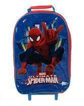 Spiderman Ultimate tas op wielen