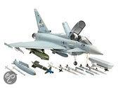 Revell Vliegtuig Eurofighter TYPHOON twin seater - Bouwpakket - 1:32