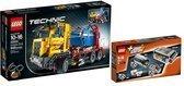 LEGO Technic 42024 + 8293 Power Functions