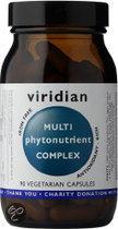 Viridian Multi Phyto Nutrient - 90 Capsules