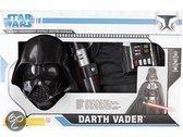 Darth Vader - Kostuum - 8-10 jaar - Maat L