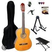 Complete 4/4 klassieke gitaarset - Spaanse Gitaar Set
