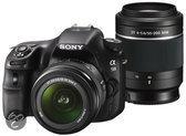 Sony Alpha SLT-A58 + 18-55mm II + 55-200 mm II - Spiegelreflexcamera