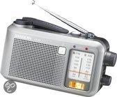 Sangean MMR-77 - Draagbare radio - Zilver