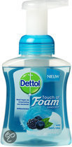 Dettol Touch of Foam Handzeep Wild Berry Bliss - 250 ml - Handzeep