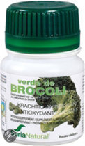Soria Natural Verde de Broccoli 500 mg