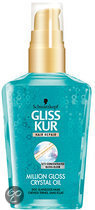 Gliss Kur Million Gloss Crystal - 75 ml - Haarserum