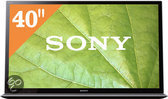 Sony KDL-40HX850 - 3D LED TV - 40 inch - Full HD - Internet TV