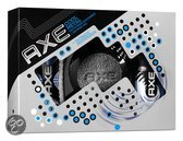 Axe Cool Metal met manwasher - 3 delig - Geschenkset