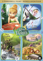 Tinkerbell Trilogy & The Pixie Hollow Games