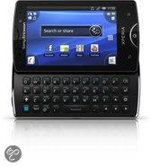 Sony Ericsson Xperia mini Pro (sk17i) - Black (inclusief zwart-turqoise cover)