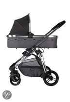 X-Adventure Xline - Combi Kinderwagen - Antraciet
