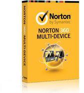Symantec Norton 360 Multi Device 2.0 - 1 Gebruiker - 5 Apparaten