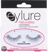 Eylure Naturalites Glamour Strip Wimpers - 116