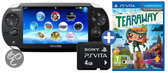 Sony PlayStation Vita WiFi + Tearaway Voucher + Memory Card 4GB  PS Vita