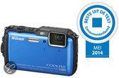 Nikon COOLPIX AW120 - Blauw