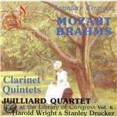 Quintet For Clarinet & St