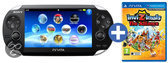 Sony PlayStation Vita WiFi 3G + Invizimals: De Bondgenoten Voucher + 4GB Memocry Card + 3G Simcard NL