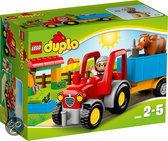 LEGO Duplo Ville Landbouwtractor - 10524