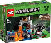 LEGO Minecraft De Grot - 21113