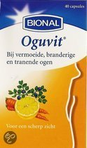 Bional Oguvit - 40 Capsules  - Voedingssupplement