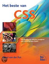 Het beste van CSS: indrukwekkende websites vormgeven met Cascading Style Sheets
