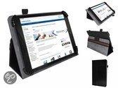 Fold up hoesje voor Pocketbook Surfpad 2 , Kleur Zwart , merk i12Cover