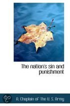 The Nation's Sin and Punishment