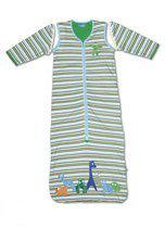 Little Company - Solo Sleeper Stripe Slaapzak 110 cm - Blauw