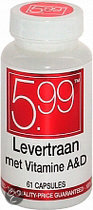 5.99 Levertraan Vit A&D