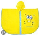 It's raining Spongebob regenponcho