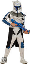 Star Wars the Clone Wars Clone Trooper Captain Rex - Kostuum - Maat L