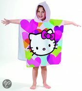 Hello Kitty Poncho Badcape