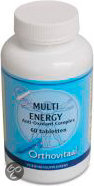 Orthovitaal Multi Energy - 180 Tabletten