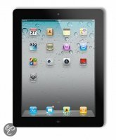Apple iPad 2 met Wi-Fi + 3G 64 GB - Zwart