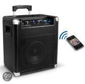 ION Block Rocker Bluetooth draagbaar geluidssysteem - zwart