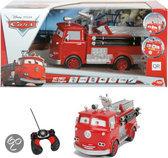 Dickie Toys Cars Brandweer Auto - Rood
